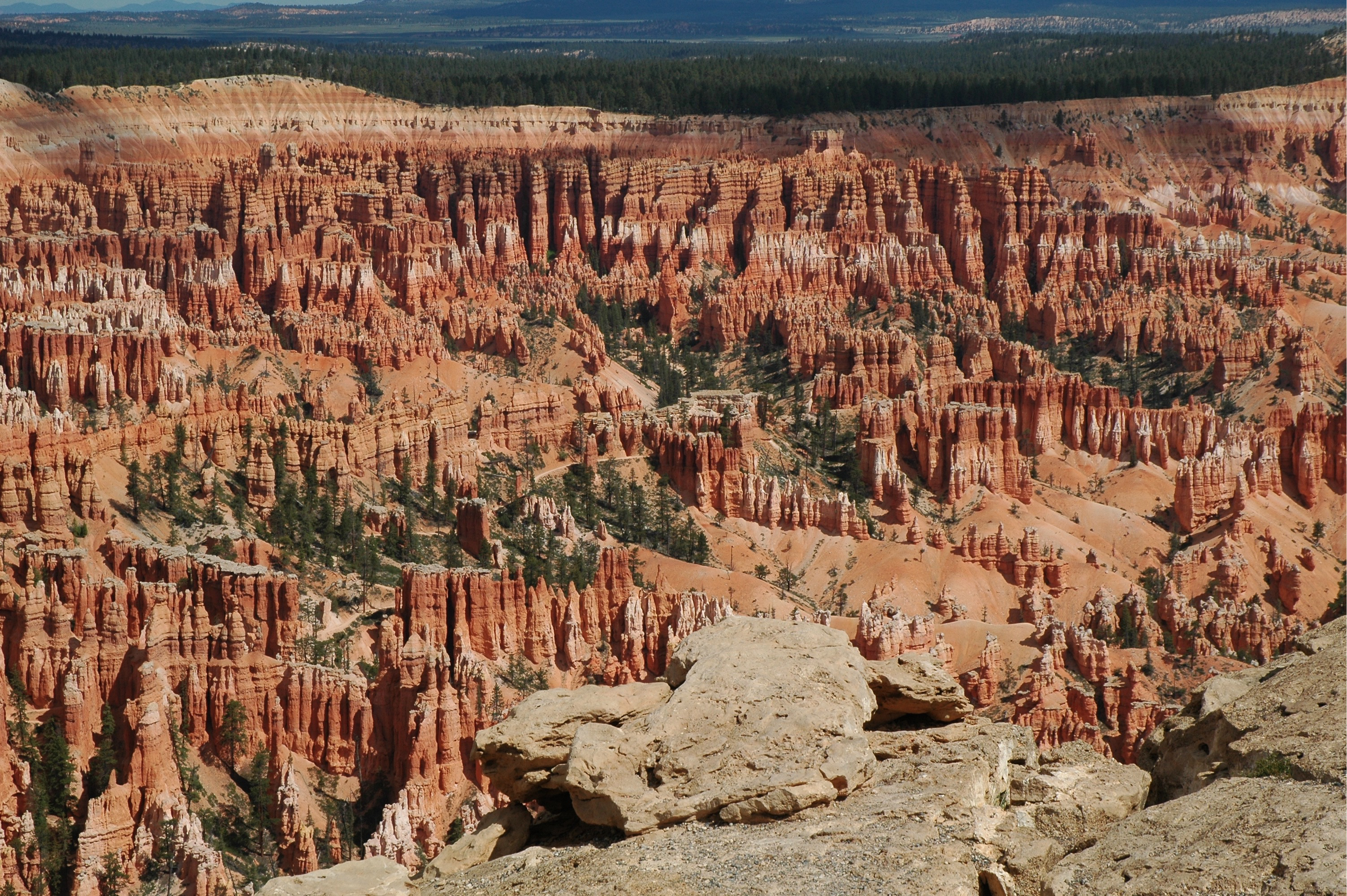 Bryce canyon, bryce national park